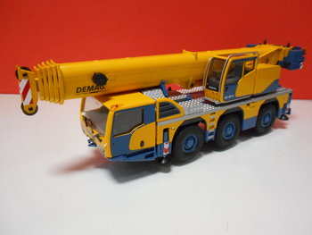 Conrad 2116 / 01 Demag AC 55-3 all terrain crane