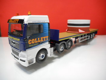 Corgi CC 15211 MAN R. Collett