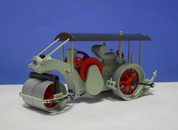 Conrad 1049 / 01 HAMM classic roadroller from 1911
