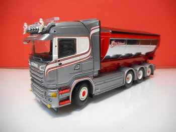 Tekno 70910 Scania R Thiz Transport
