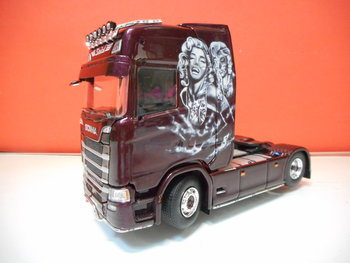 Tekno 73616 Scania S Highline Stelzl