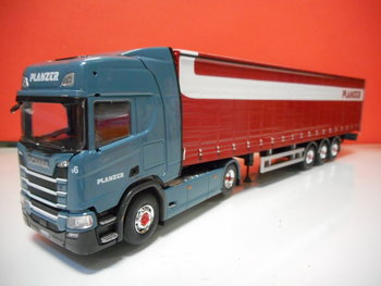 Tekno 75294 Scania NG R-serie Planzer