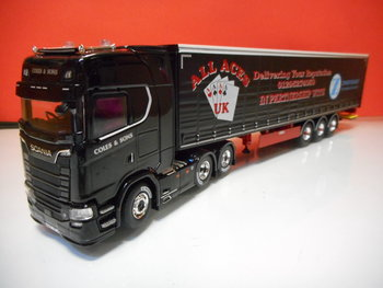 Tekno 72778 Scania Coles & Sons