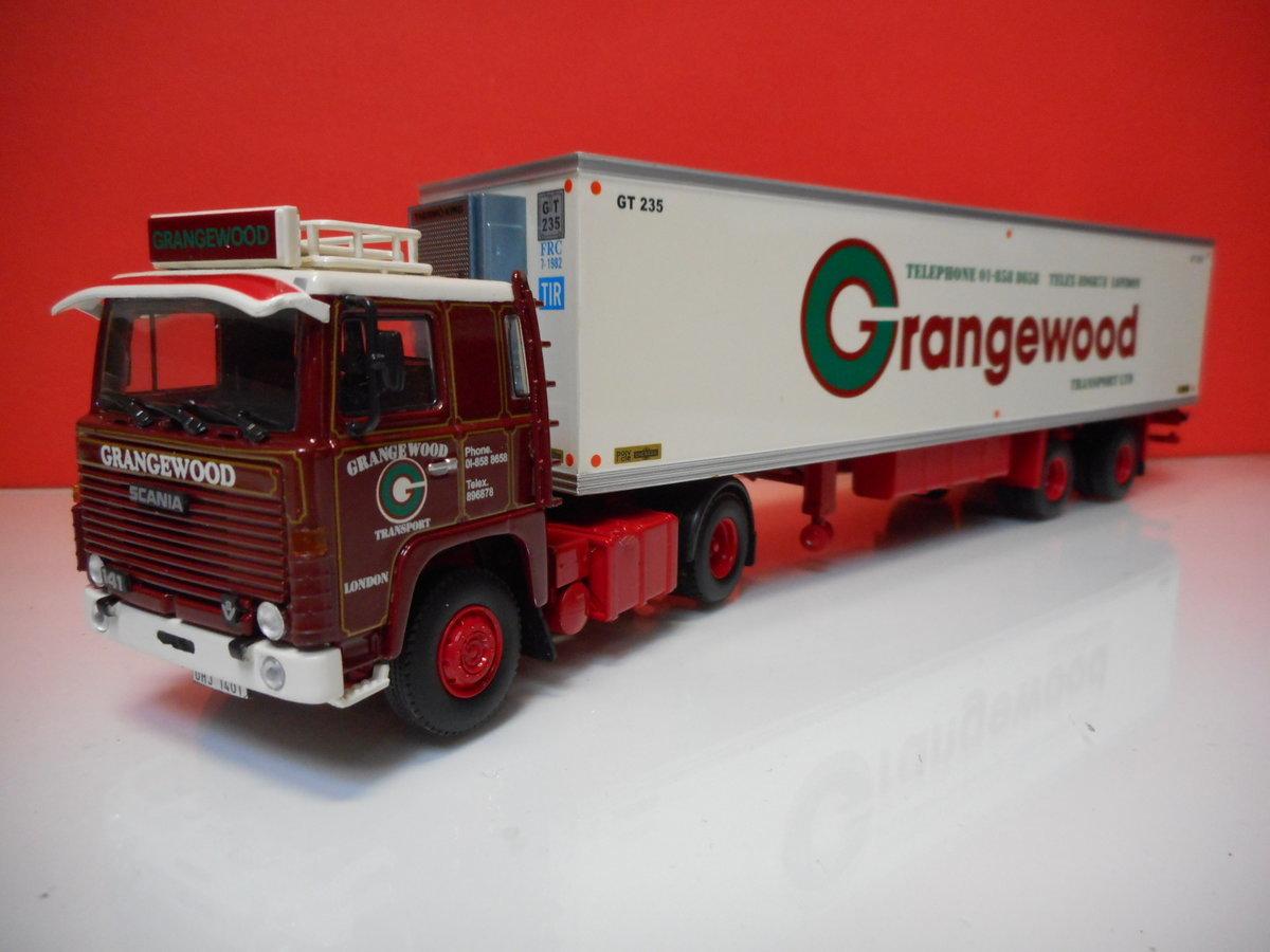 WSI Models Scania grangewood